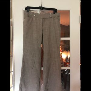 White House black market tweed pants sz 6